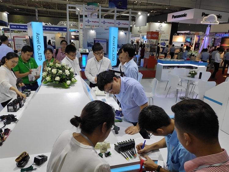 Triển lãm quốc tế Vietnam ETE 2021 lần thứ 14 sẽ diễn ra vào tháng 9/2021