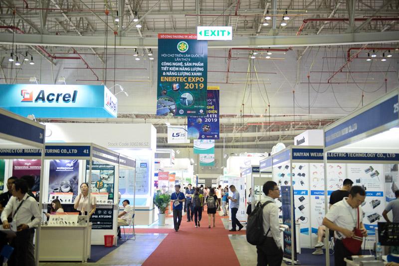 "Vietnam ETE & Enertec Expo 2021 sẽ là ""triển lãm lai"", kết hợp cả offline và online"